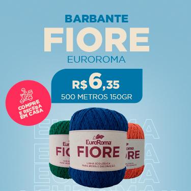 LINHA FIORE 500 METROS 150GR EUROROMA