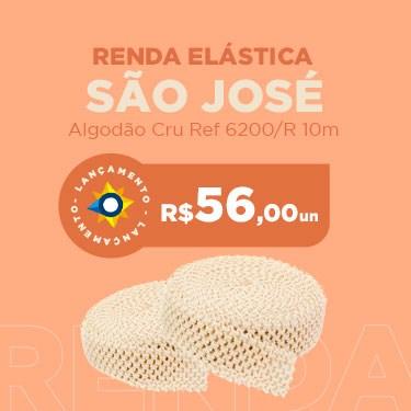 RENDA S JOSE ELASTICA ALG.CRU 6200/R 10M