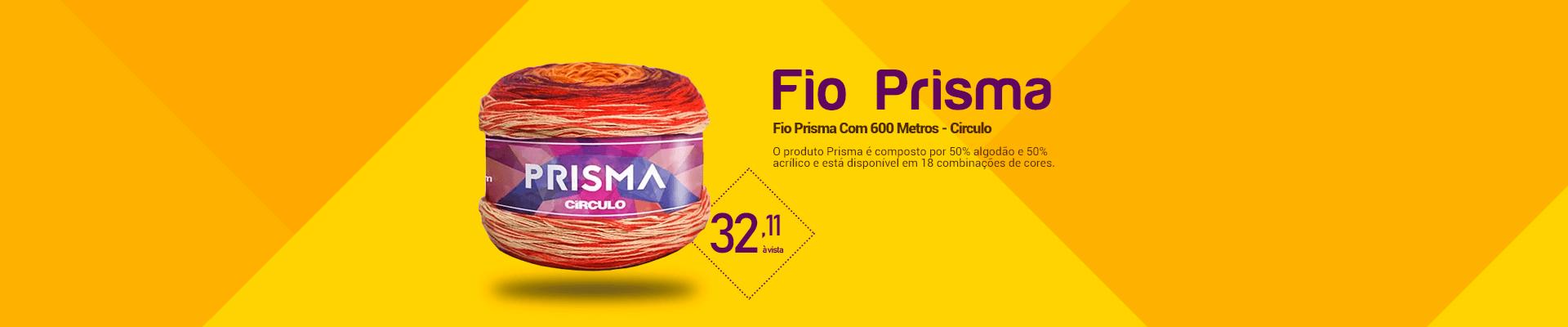 Fio Prisma Circulo 600 metros