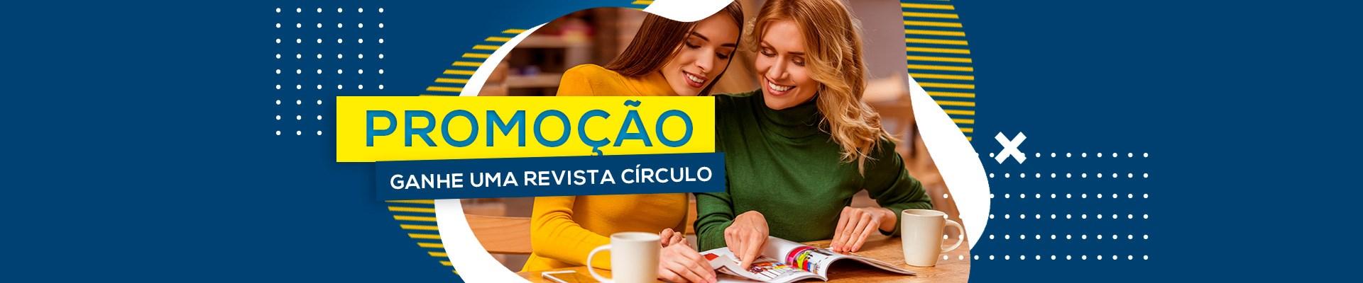 Promoção Revista Círculo