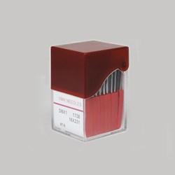 AGULHA INDUSTRIAL IMPORTADA DP X 5 RETA CABO GROSSO C/ 10 UNIDADES