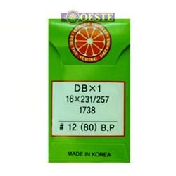 AGULHA INDUSTRIAL ORANGE DB X 1 CABO FINO COM 10 UNIDADES