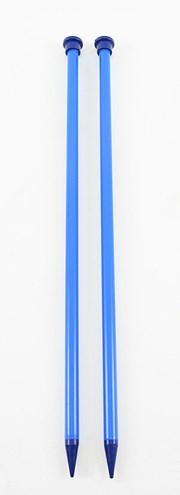 Agulha Para Tricô - 10mm - 100% Plástico - 37,5cm - Círculo