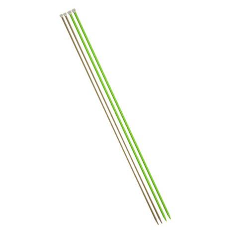 Agulha Para Tricô - 2mm - 2,5mm - 3mm - 100% Plástico - 35cm - Círculo