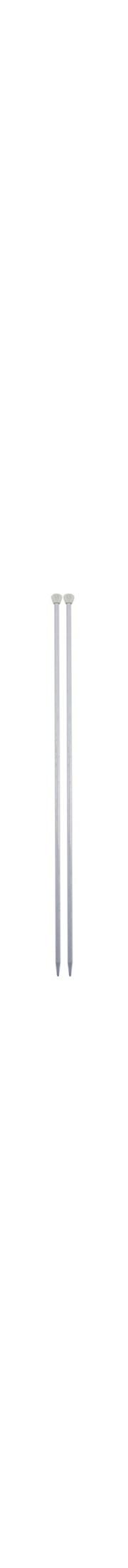 Agulha Para Tricô - 4,5mm - 100% Alumínio - 35cm - Nacional - Círculo