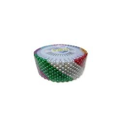 ALFINETE CABECA PLAST BZ 38MM 12X40 0333-3002
