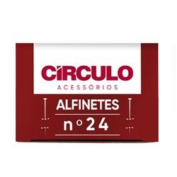 Alfinete de Cabeça - 50 gramas - Circulo