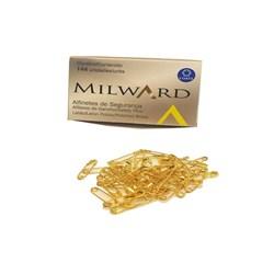 ALFINETE SEG.CORRENTE MILWARD 0000P 19MM-144UN.LP