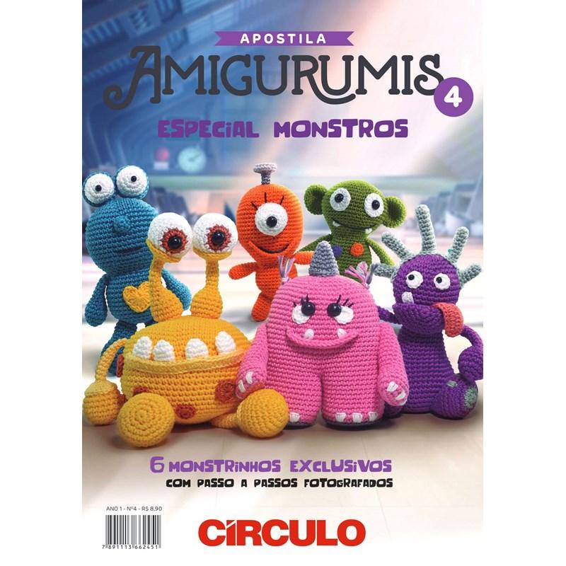 Apostila Amigurumis - Circulo
