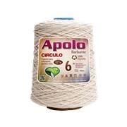 Barbante Apolo - 6 - 100% Algodão - Com 627 Metros - Circulo
