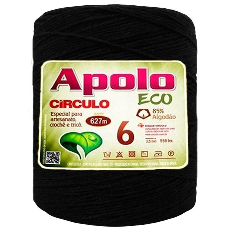 Barbante Apolo - Eco 6 - Com 627 Metros - Circulo