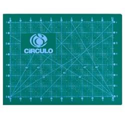 Base Para Corte de Tecidos Rosa - 30cm x 22cm - Circulo