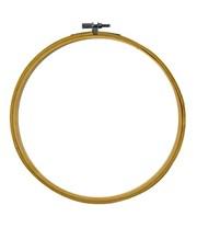 Bastidor de Bambu com Regulador - Número 20 - 20,3 cm - Círculo