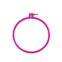 Bastidor de Plástico com Regulador - Número 20 - 20,3 cm - Círculo