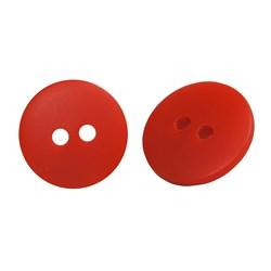 Botão de Camisa com 2 Furos Corozita 1801 Tamanho 24 Com 144 Unidades