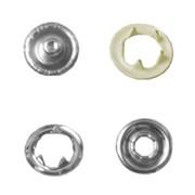 Botão de Pressão - 9mm - 7095-35L - Latão - Cor 0604 - 1000un - Eberle