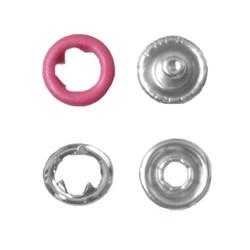 Botão de Pressão - 9mm - 7095-35L - Latão - Cor 1511 - 1000un - Eberle