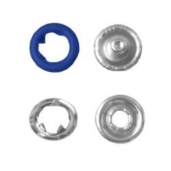 Botão de Pressão - 9mm - 7095-35L - Latão - Cor 4050 - 200un - Eberle