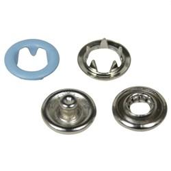 Botão de Pressão - 9mm - 7095-35L - Latão - Cor 4318 - 200un - Eberle