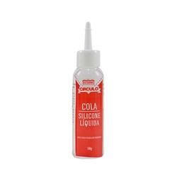 Cola Silicone Líquida - 50 gramas - Círculo