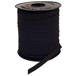 Elástico de Embutir - Conde Tinto - Preto - 9,5mm - 100 metros - Tekla