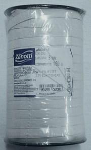 Elástico de Embutir - Jaraguá 10 - Branco - 9mm - 100 metros - Zanotti