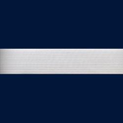 Elástico de Embutir - Jaraguá 15 - Branco - 14mm - 25 metros - Zanotti