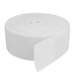Elástico de Embutir - Jaraguá 60 - Branco (Cru) 59mm - 25 metros - Zanotti