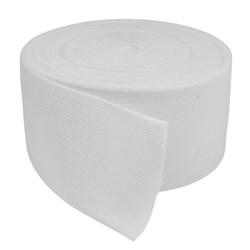 Elástico de Embutir - Jaraguá 80 - Branco (Cru) 79mm - 25 metros - Zanotti