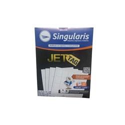 ETIQ.SINGULARIS LJC 249-38X50-100FL. C/25 ETQS.