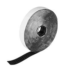 Fecho de Contato Velcro Adesivo 16mm c/ 25 Metros Velfix