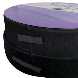 Fecho de Contato Velcro Standard 50mm c/ 25 Metros Velfix