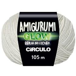 Fio Amigurumi Glow Circulo com 105 Metros