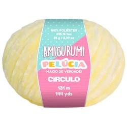 FIO AMIGURUMI PELUCIA CIRCULO C/131M