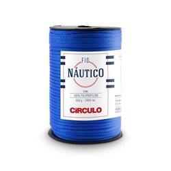 FIO NAUTICO CIRCULO 5MM 500G C/208M