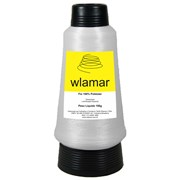FIO WLAMAR CONE C/100GR.COR.BCO