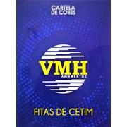 FITA CETIM VMH PLST. 10MM C/50M. COR