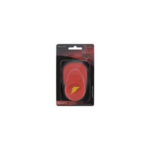 Furador Premium de Papel e EVA Gigante - Relampago - Toke e Crie