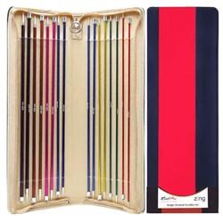 Kit Agulhas Para Tricô Zing Com 35cm Knitpro