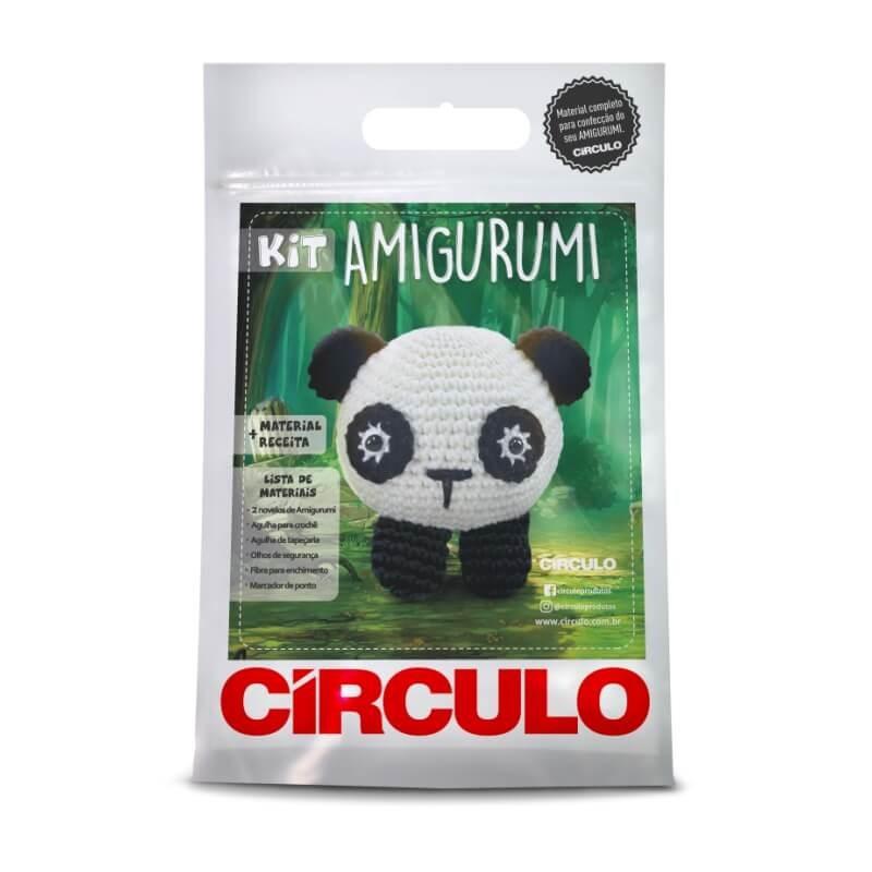 Kit Amigurumi - Circulo