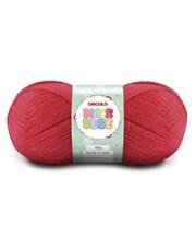 Lã Para Tricô e Crochê - Mais Bebê - 500 metros - 5 unidades - 100% Acrílico - Círculo