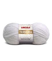 Lã Para Tricô e Crochê - Ternura - 230 metros - 5 unidades - 100% Poliéster - Círculo