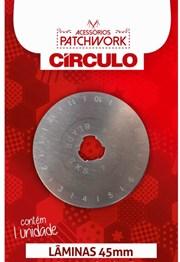 Lâmina Para Cortador Rotativo - 45mm - 1 unidade - Circulo