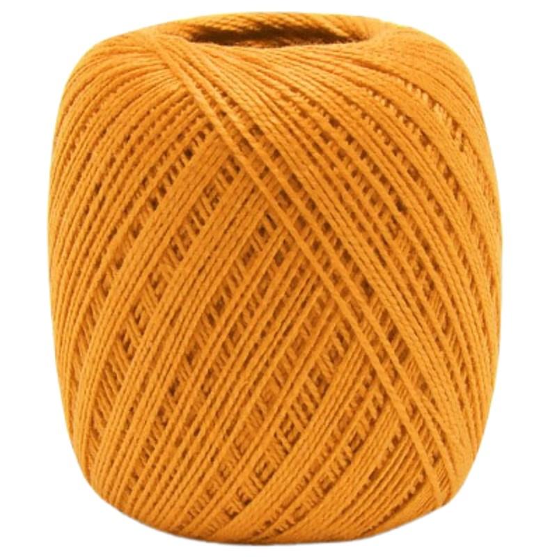 Linha de Crochê e Tricô - Anne 65 - 65 metros - 100% Algodão - Círculo