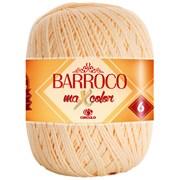 Linha Para Crochê ou Tricô - Barroco Maxcolor 6 - 226 metros - 100% Algodão - Círculo