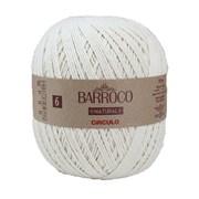 Linha Para Crochê ou Tricô - Barroco Natural 6 - 791 metros - 100% Algodão - Circulo