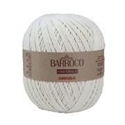 Linha Para Crochê ou Tricô - Barroco Natural 8 - 593 metros - 100% Algodão - Círculo
