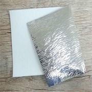 Manta Térmica Poly Aluminio - 50cm x 120cm - 120 Gramas - Pegorari