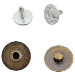 Rebite Autoperfurante Ref 4011 Ferro c/ 1000 unidades CL