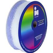Renda Rigida Bicolor Ordem 910 - Numero - 05 - 21mm - 94% Poliamida 6% Poliéster - Com 50 Metros - N
